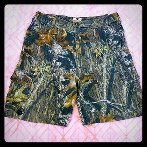 Mossy Oak Cargo Shorts